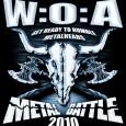 Pressmeddelande april 2010 Nu drar tävlingen Wacken Metal Battle 2010 igång i Sverige! Tävling där vinnaren får spela på Europas största metal festival, Wacken Open Air i Tyskland. Finalen avgörs […]