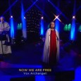 Under Nyårsdagen gästade gruppen Vox Archangeli TV4 Nyhetsmorgon där de framförde låtarna 'Archangelus Raphael', 'Filium Dei' och 'Now We Are Free'. Låtarna är hämtade från gruppens nya album Sanctus : […]
