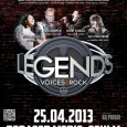 Torsdag den 25e april kommer Legends – Voices Of Rock till Debaser Medis i Stockholm. På scen får vi möta Bill Champlin (Chicago), Bobby Kimball (Toto), Joe Lynn Turner (Rainbow, […]