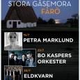 I två år har Stora Gåsemora Gård och Vinor Krog i samarbetat med Monarch Music arrangerat konserter i gamla hö-ladan på Stora Gåsemora Gård, Fårö. 2011 besöktes Gåsemora av Orup […]