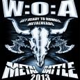 Första banden klara för första deltävlingen i Wacken Metal Battle Sweden 2013 som avgörs i Göteborg den 15e mars. Tävlingen där vinnaren får spela på världens största metal festival, Wacken […]