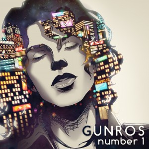 Gunros - Number 1_ Album art