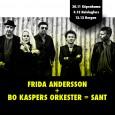 Skivaktuella Frida Andersson gästar Bo Kaspers Orkester s julturné under tre konserter! Startskottet går i Köpenhamn den 30 november och turnén fortsätter sedan till Finlandiahuset i Helsingfors den 4 december […]