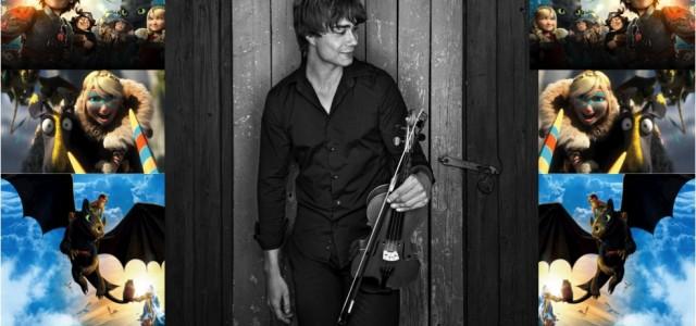 """Produktionsbolaget Dreamworks tar hjälp av Alexander Rybak på sång och fiol när uppföljaren av den prisbelönta filmen Draktränaren 2 lanseras i Europa. Alexander har skrivit soundtracket """"Into a Fantasy"""" som […]"""