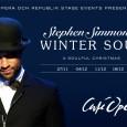 """I vinter introducerar Stephen Simmonds för första gången den unika julshowen """"Winter Soul"""" på Café Opera. Showen är en julmiddagsföreställning spridd över fyra olika datum med rötter i soulmusiken. Stephen […]"""