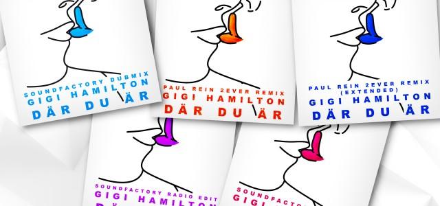 Nu klättra Gigi Hamiltons senaste singel Där Du Är i popularitet bland fansen och en ny generation. Den 8 september släpper Gigi Hamilton fem nya remixar av nya singel Där […]
