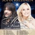 """Nui vinter kommer Sofia Källgren och Robert Wells ge sig ut på turnén, """"Musik i vintertid"""" -En pianist och en sångerska. De kommer att besöka sexton orter runt om i […]"""