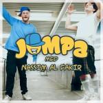 JOMPA-GÅ-OMSLAG