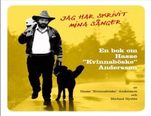 Bok konvolut Hasse Andersson 2