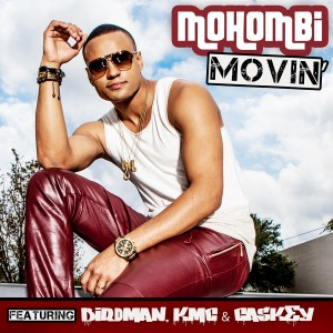Mohombi - Movin Cover