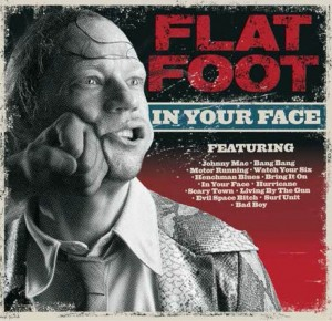 Flat Foot konvolut framsida